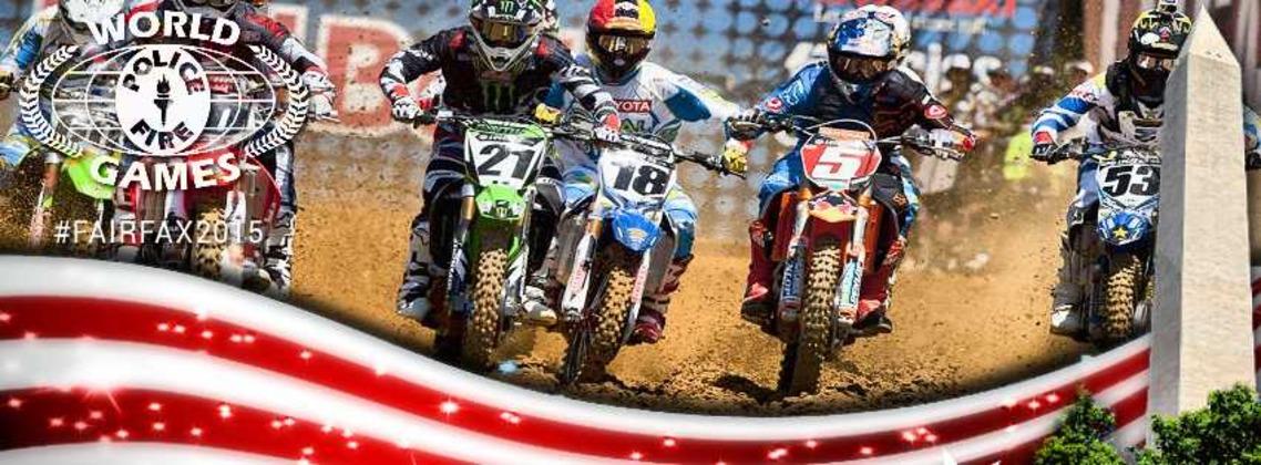 Fairfax 2015 - Motocross (3 Days)