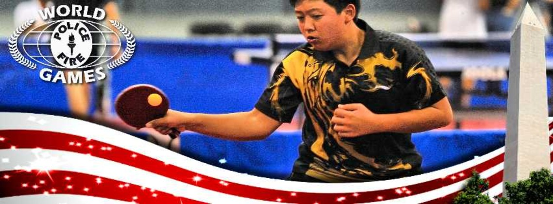 Fairfax 2015 - Table Tennis (3 Days)