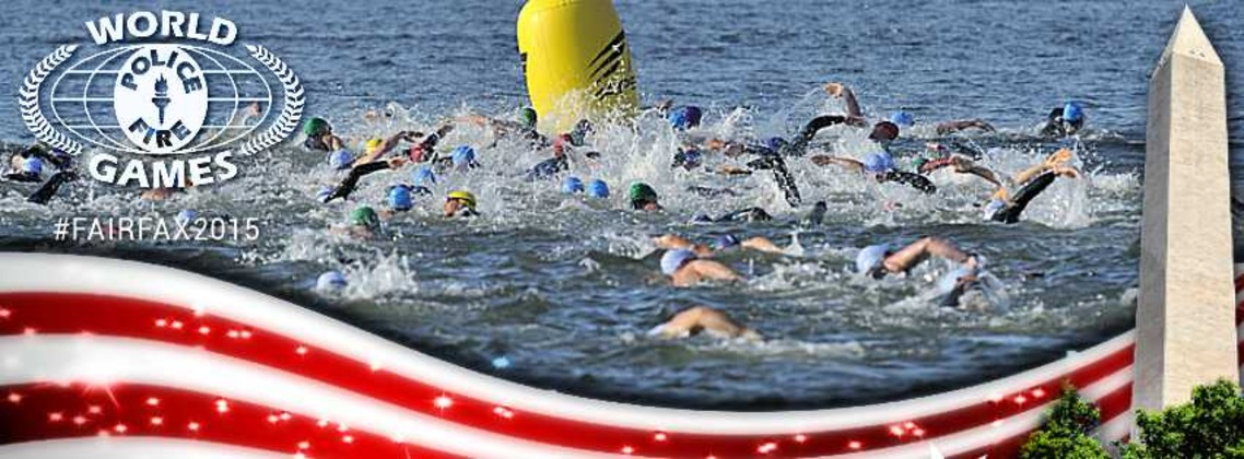 Fairfax 2015 - Open Water Swim (1 Day)