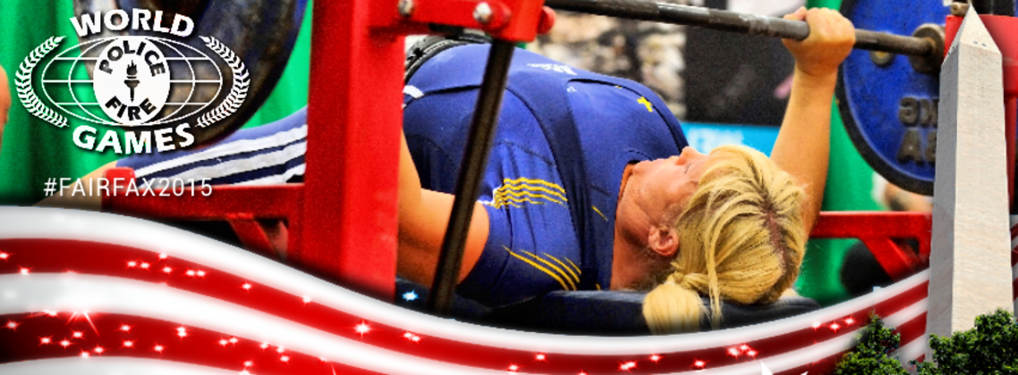 Fairfax 2015 - Weight Lifting - Bench Press (3 Days)