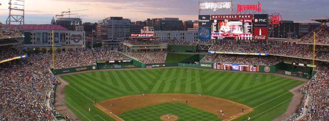MLB: Washington Nationals vs Cincinnati Reds