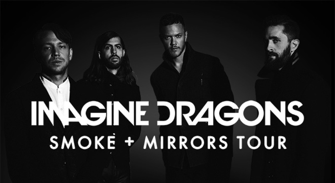 Imagine Dragons: Smoke + Mirror Tour