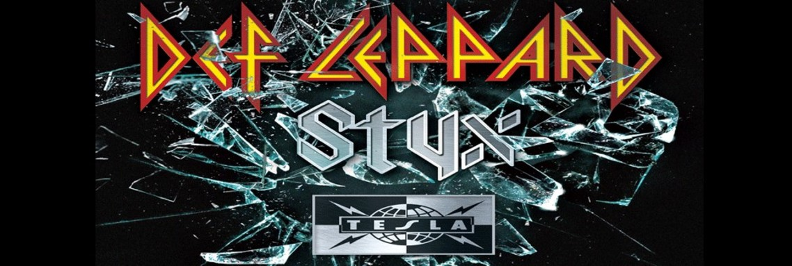 The BIG Concert: Def Leppard with Styx and Tesla