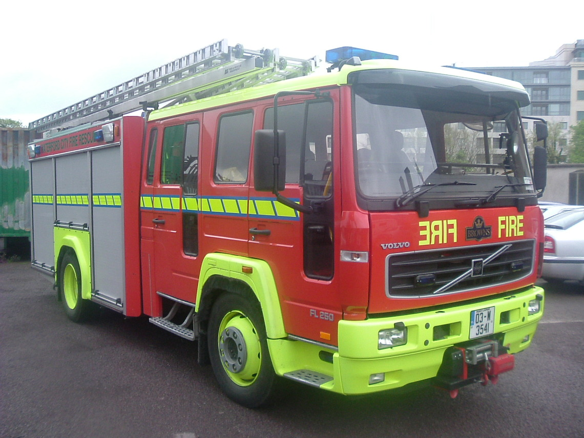 Fire & Rescue Ireland