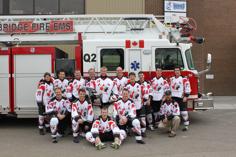 Canada Firefighters Hockey Club