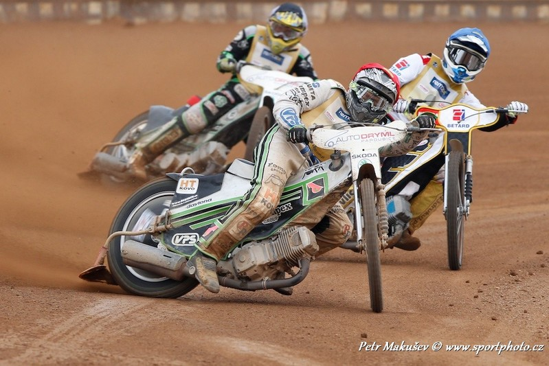 Some photos from last year's Golden Helmet Pardubice 2014
