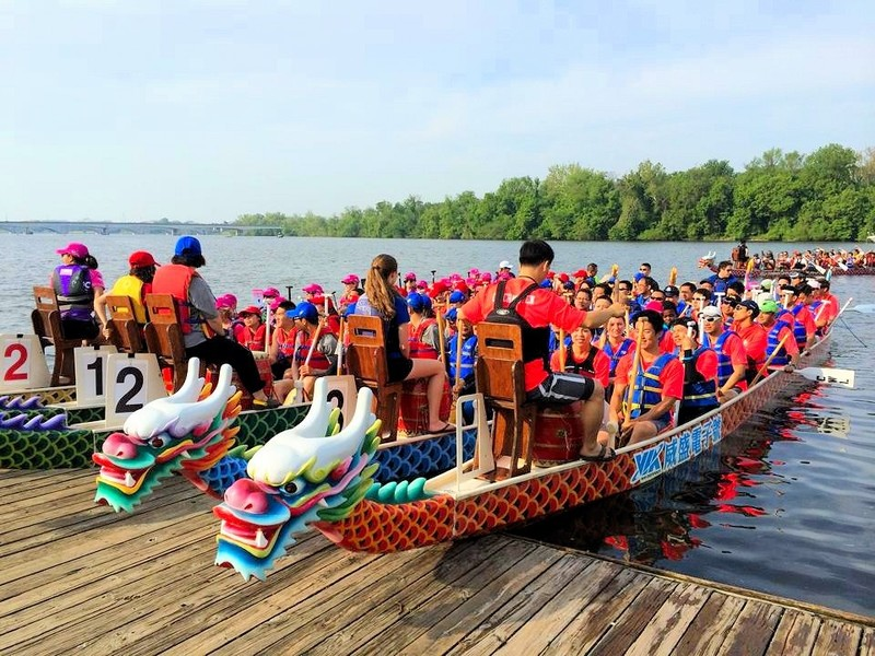 DC Dragon Boat races are this weekend! Also coming to the 2015 World Police & Fire Games on June 28th at National Harbor!