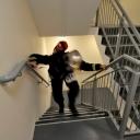 2013 WPFG - Firefighter - Stair Race - Belfast Northern Ireland (16)