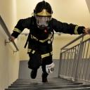 2013 WPFG - Firefighter - Stair Race - Belfast Northern Ireland (5)
