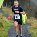 This is me on the finish line of the race over the glens in Northern Ireland on the 01/01/2015 finished 23rd and 2nd in my age group.