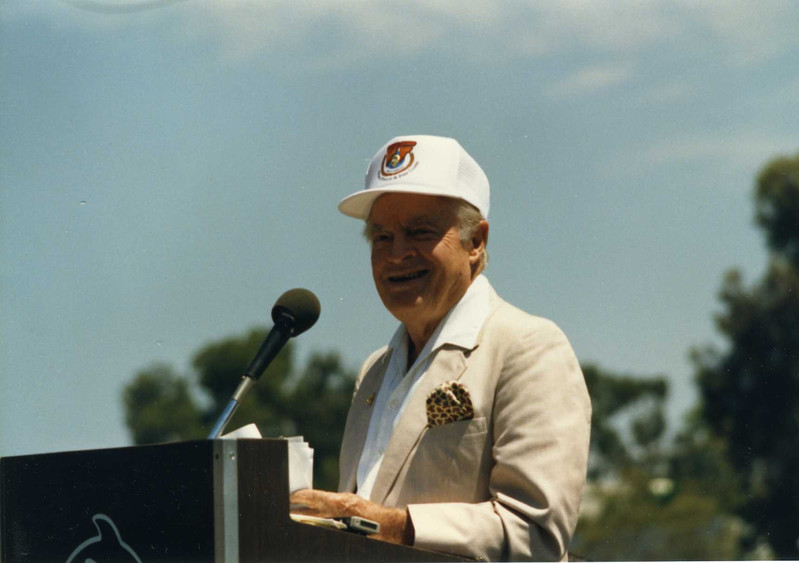 Would anyone like to guess who the Master of Ceremonies was in 1987 in San Diego?