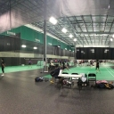 A look at the venue for BADMINTON - The all new Northern Virginia Badminton Club located at 44590 Guilford Drive Suite 100, Ashburn, VA 20147.