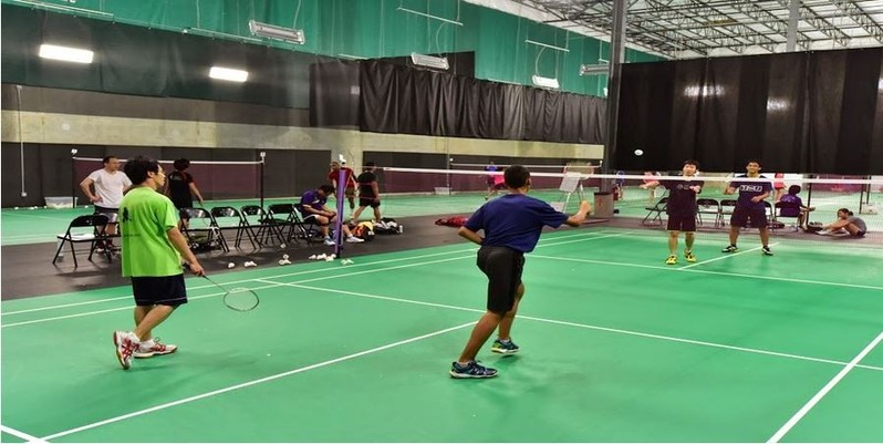 venue - Badminton - Northern Virginia Badminton Club - 14