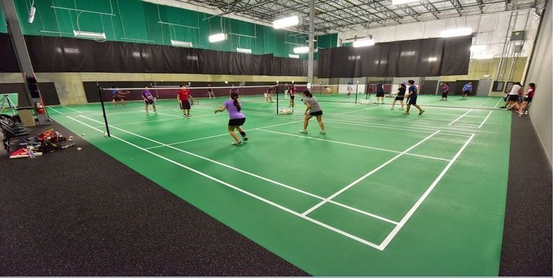 venue - Badminton - Northern Virginia Badminton Club - 15