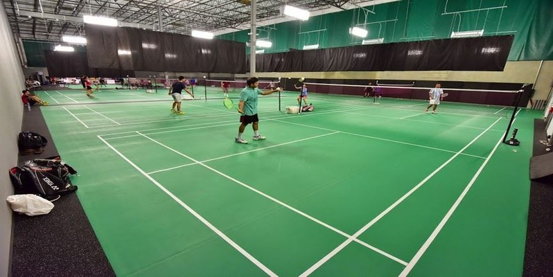 venue - Badminton - Northern Virginia Badminton Club - 13