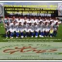 Essa é a equipe brasileira Campeã mundial de futebol PMDF-Brasil. Fairfax ai vamos nós.