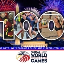 100 Days till the Games!