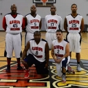 USA Lock Down team is ready.....