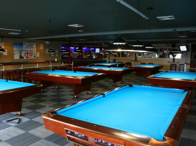 Your venue for the Fairfax 2015 WPFG Billiards Competition