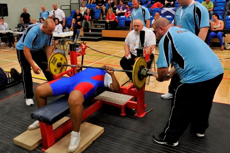 2013 WPFG - Bench Press - Belfast Northern Ireland (122)