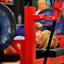2013 WPFG - Bench Press - Belfast Northern Ireland - Set 3