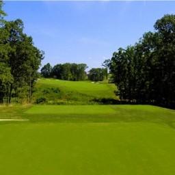 FAIRFAX 2015 VENUE - Laurel Hill Golf Club - 9th Hole - Par 5 / 538 yards