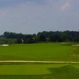 FAIRFAX 2015 VENUE - Laurel Hill Golf Club - 6th Hole - Par 4 / 500 yards