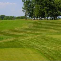 FAIRFAX 2015 VENUE - Laurel Hill Golf Club - 2nd Hole - Par 4 / 365 yards