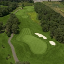 FAIRFAX 2015 VENUE - Twin Lakes Golf Club / Oaks Course - 12th Hole - Par 3 / 159 yards