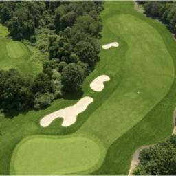 FAIRFAX 2015 VENUE - Twin Lakes Golf Club / Oaks Course - 11th Hole - Par 4 / 317 yards