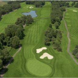 FAIRFAX 2015 VENUE - Twin Lakes Golf Club / Oaks Course - 18th Hole - Par 5 / 538 yards