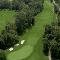 FAIRFAX 2015 VENUE - Twin Lakes Golf Club / Oaks Course - 7th Hole - Par 4 / 395 yards
