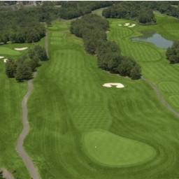 FAIRFAX 2015 VENUE - Twin Lakes Golf Club / Oaks Course - 9th Hole - Par 4 / 361 yards