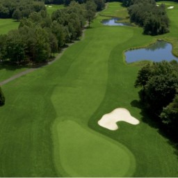 FAIRFAX 2015 VENUE - Twin Lakes Golf Club / Oaks Course - 2nd Hole - Par 4 / 468 yards