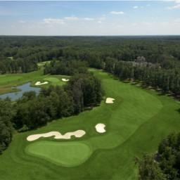 FAIRFAX 2015 VENUE - Twin Lakes Golf Club / Oaks Course - 6th Hole - Par 4 / 337 yards