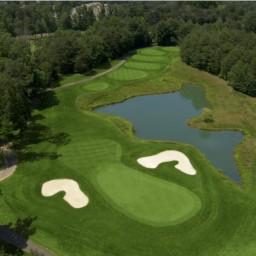 FAIRFAX 2015 VENUE - Twin Lakes Golf Club / Oaks Course - 5th Hole - Par 3 / 185 yards