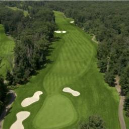 FAIRFAX 2015 VENUE - Twin Lakes Golf Club / Oaks Course - 14th Hole - Par 3 / 192 yards