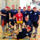 Volunteer With Dodgeball Team