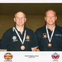 World Firefighter Games 2004, Sheffield UK.