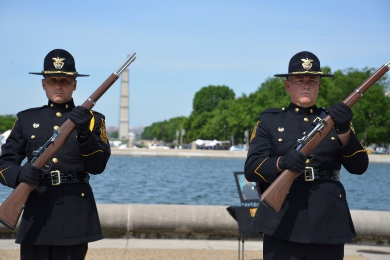 2013 Police Week Honor Guard Competition (26)