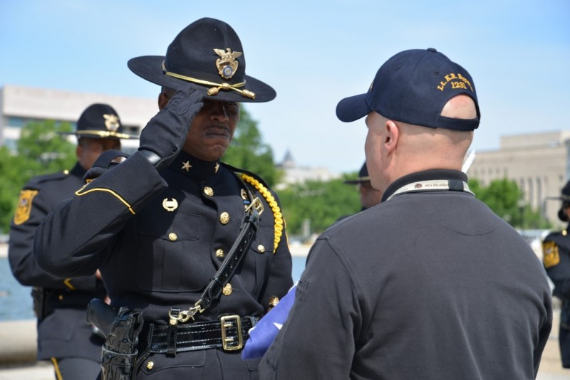 2013 Police Week Honor Guard Competition (25)