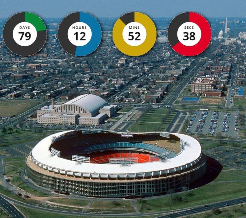 RFK Stadium will come alive with Washingtonians welcoming public safety heroes from around the world. The OPENING CEREMONY begins in just 79 DAYS!  Take METRO rail on either the BLUE or ORANGE line to the Stadium-Armory stop. RFK Stadium is next to the METRO station.  Ceremony will begin at 6PM US Eastern Time. Gathering of athletes is currently scheduled to start at 4PM Eastern in a holding area with refreshments, entertainment and more. More details coming soon.
