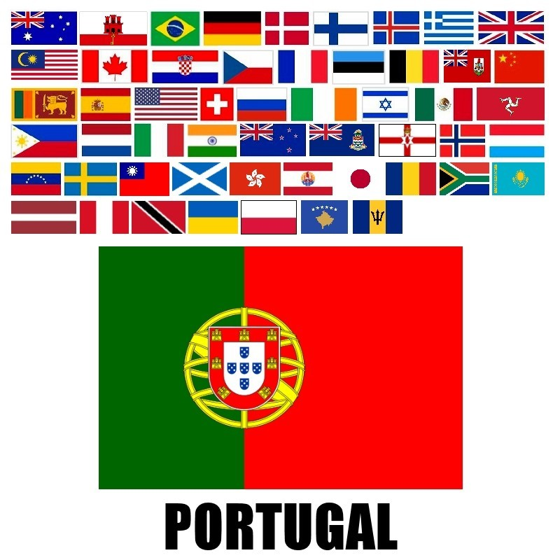 PLEASE WELCOME #PORTUGAL - The 54th country with police and firefighter athletes registered for the 2015 World Police & Fire Games here in the National Capital Region! Only 101 days to go! #fairfax2015