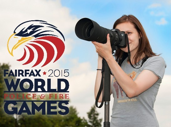 ATTENTION PHOTOGRAPHERS: Are you looking to volunteer your photography skills to the Fairfax 2015 World Police & Fire Games? Our first Volunteer Photographer Orientation is this Sunday, 30 March from 1P - 3P in the City of Fairfax. We have photography projects starting in the next 30 days! If interested, please email info@fairfax2015.com to get on the list!