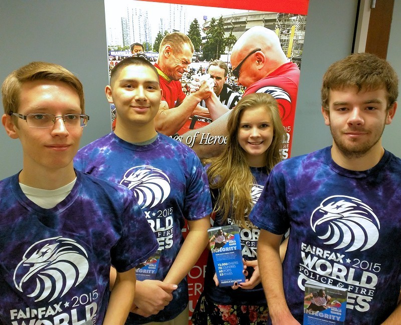 Have you applied to be one of our Games Maker Volunteers? Only 218 days left until our amazing Opening Ceremonies! Apply today at http://fairfax2015.com/volunteer #wpfg #fairfax2015