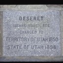 Washington Monument Stones - State of Utah