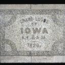 Washington Monument Stones - Masons Grand Lodge of Iowa