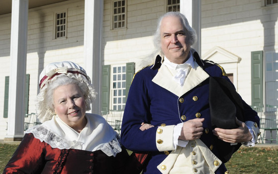 Martha and I hope you plan on stopping by my Mt Vernon Estate & Gardens when you visit in 2015. After all, it's right here in Fairfax County, Virginia.