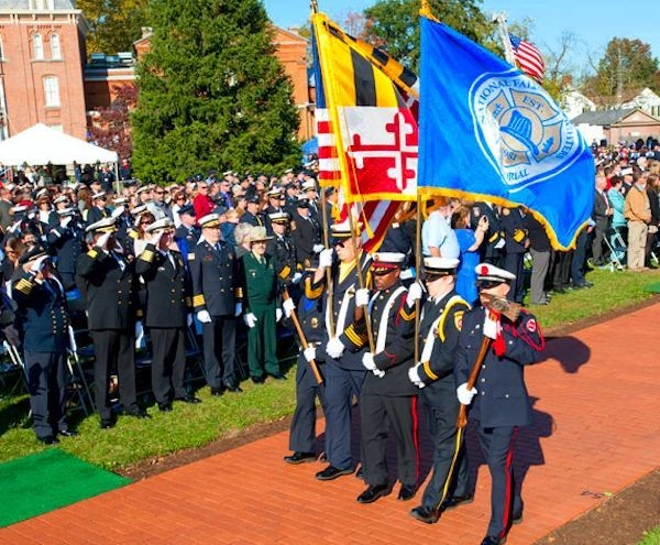 We have 4 special events during Fairfax 2015. Registration for the National Fallen Firefighters Memorial closes May 31 or when full. Tickets are going fast - only 160 seats remain. You must ride our bus to the memorial - no private vehicles are permitted. Get more info here: http://bit.ly/1Jc6mB6