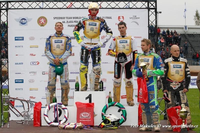 CHRIS HOLDER THE WINNER OF THE SPEEDWAY GOLDEN HELMET OF PARDUBICE(CZECH REPUBLIC) 2014<br />http://www.pistonson.com/Latest-Posts/Automotive/speedway-golden-helmet-pardubice.html